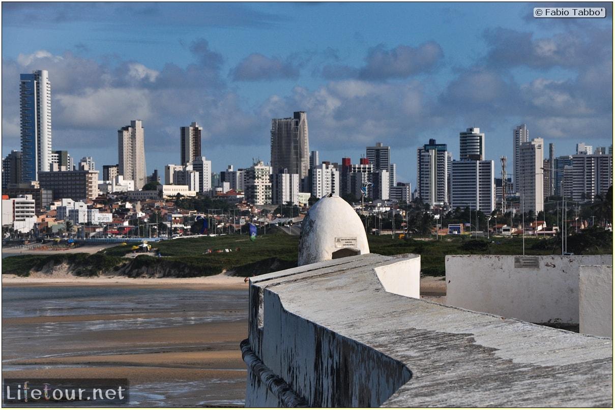 Fabio's LifeTour - Brazil (2015 April-June and October) - Natal - Fortaleza Dos Reis Magos - 4328