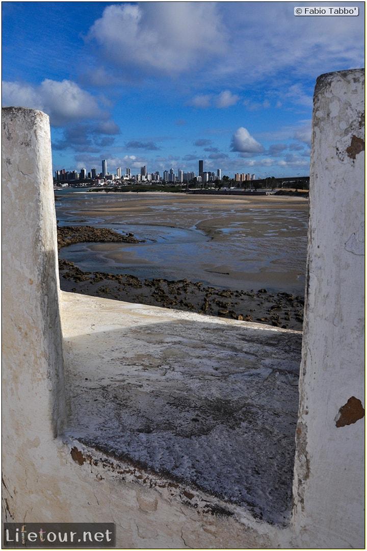 Fabio's LifeTour - Brazil (2015 April-June and October) - Natal - Fortaleza Dos Reis Magos - 4958 cover