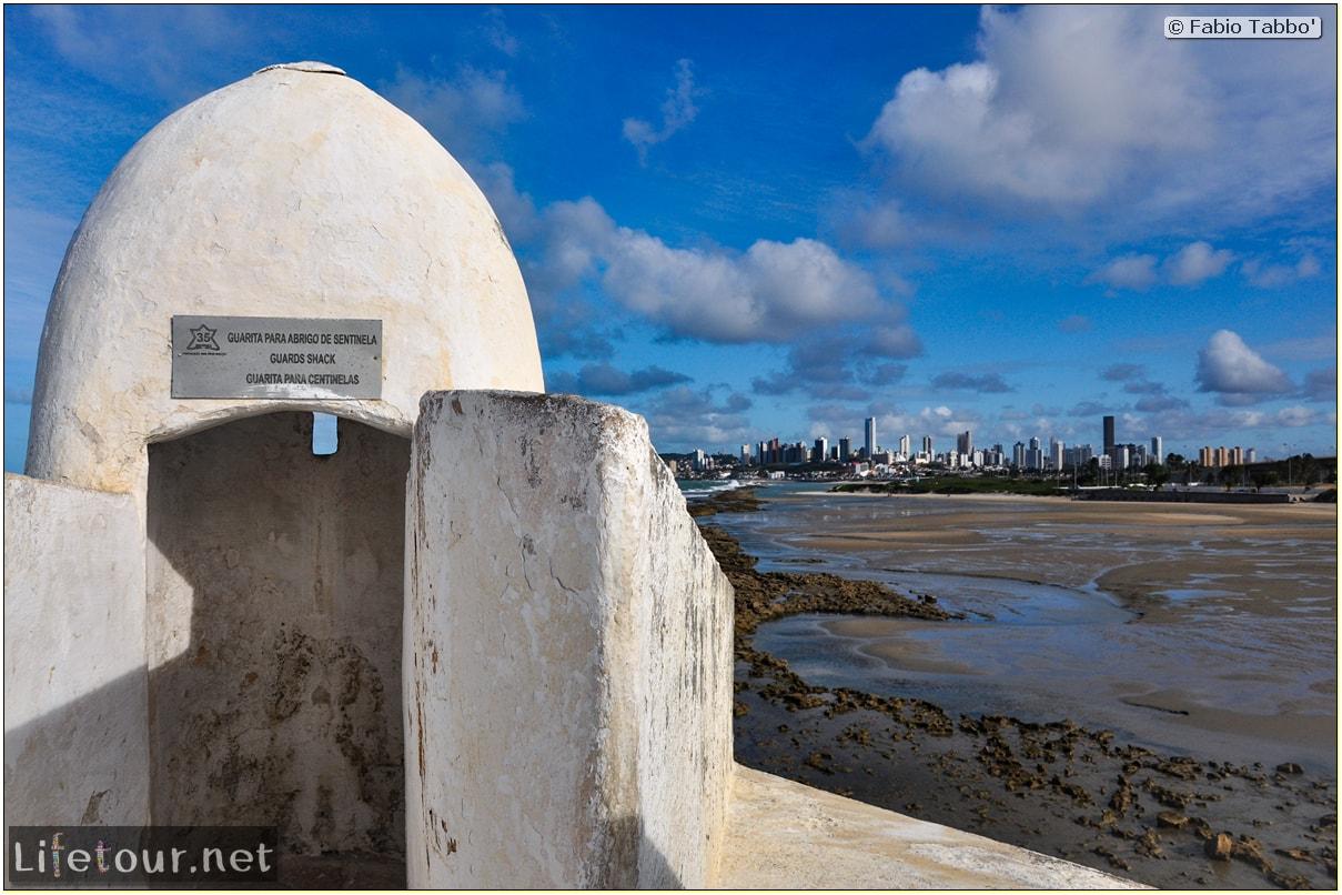 Fabio's LifeTour - Brazil (2015 April-June and October) - Natal - Fortaleza Dos Reis Magos - 5173 cover