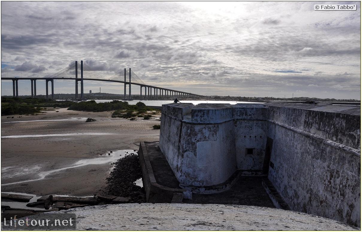 Fabio's LifeTour - Brazil (2015 April-June and October) - Natal - Fortaleza Dos Reis Magos - 6203