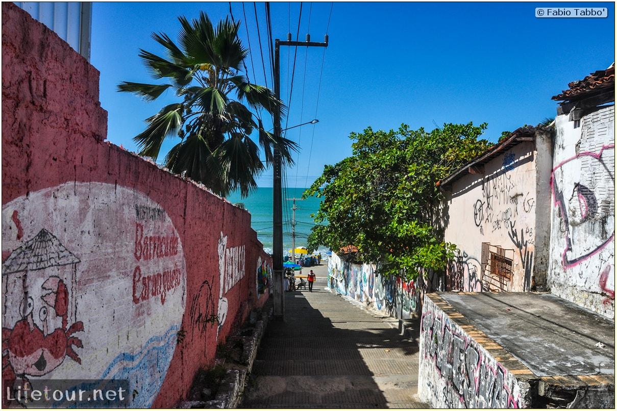Fabio's LifeTour - Brazil (2015 April-June and October) - Natal - Ponta Negra - 1729