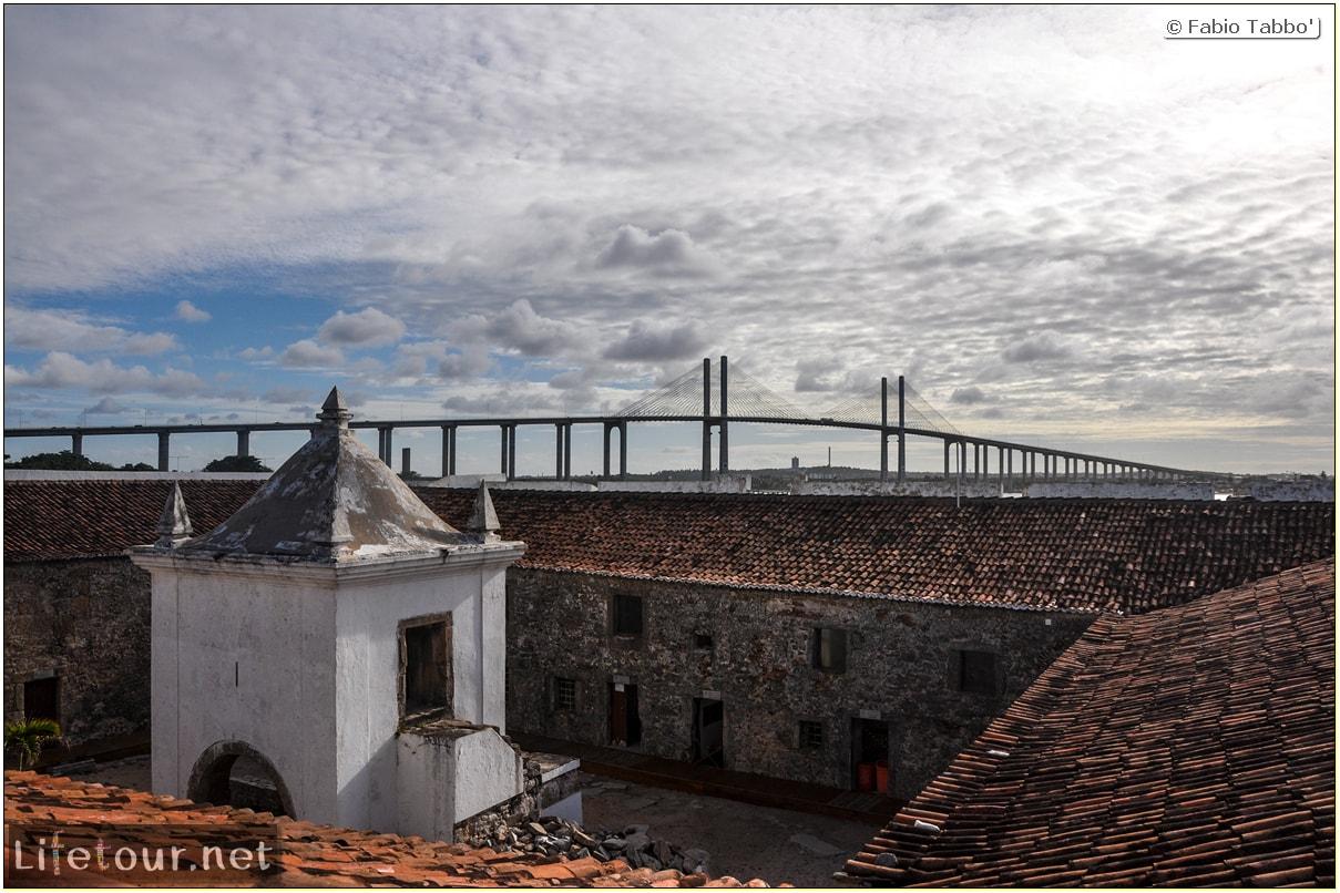 Fabio's LifeTour - Brazil (2015 April-June and October) - Natal - Ponte Newton Navarro - 4742