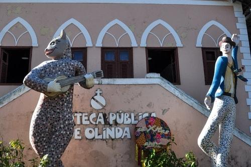 Fabio's LifeTour - Brazil (2015 April-June and October) - Olinda - Biblioteca Pública de Olinda - 2171 cover