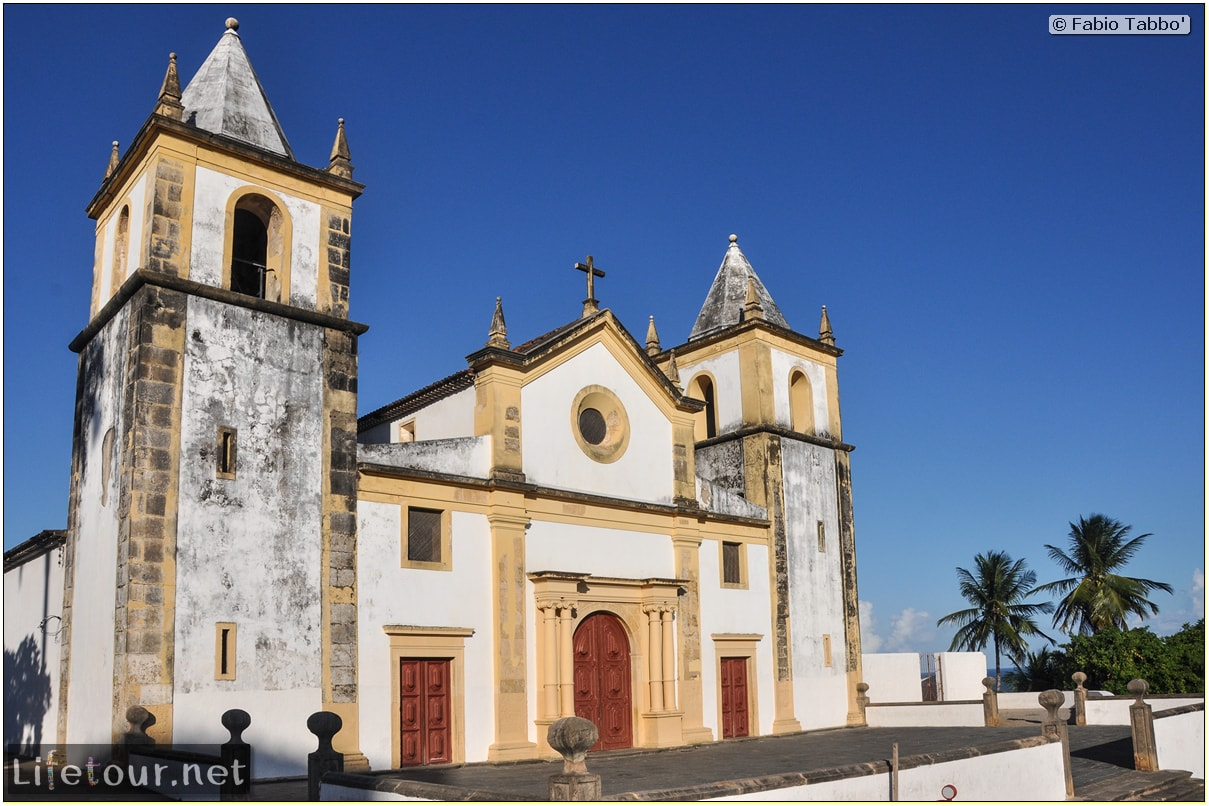 Fabio's LifeTour - Brazil (2015 April-June and October) - Olinda - Catedral Alto da Sé - 4618 cover