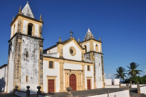 Fabio's LifeTour - Brazil (2015 April-June and October) - Olinda - Catedral Alto da Sé - 4618 cover