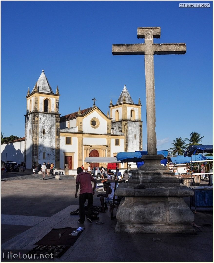 Fabio's LifeTour - Brazil (2015 April-June and October) - Olinda - Catedral Alto da Sé - 5129