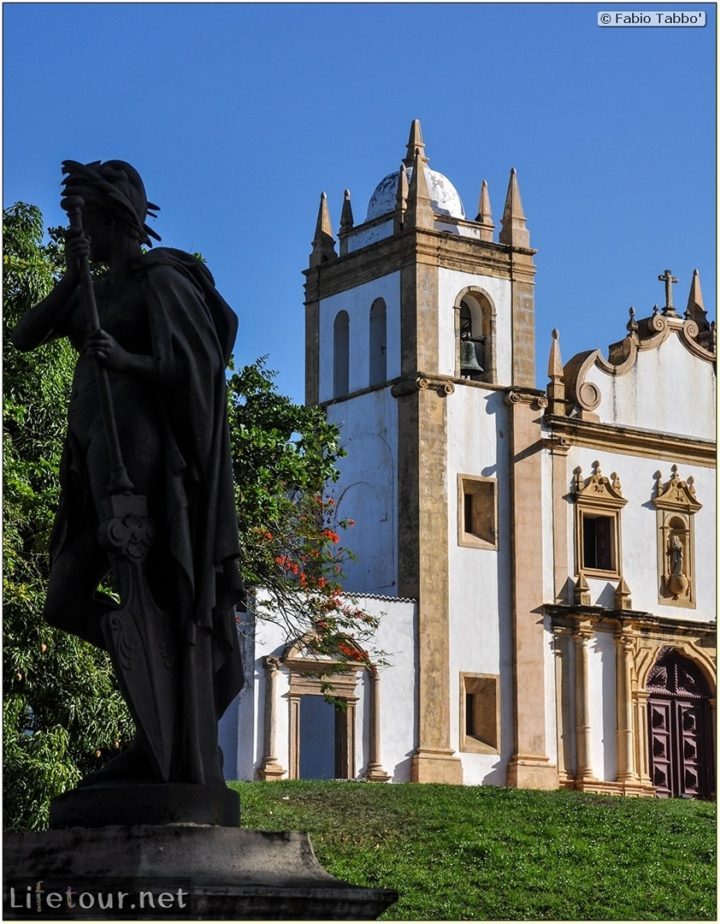 Fabio's LifeTour - Brazil (2015 April-June and October) - Olinda - Igreja do Carmo - 2677