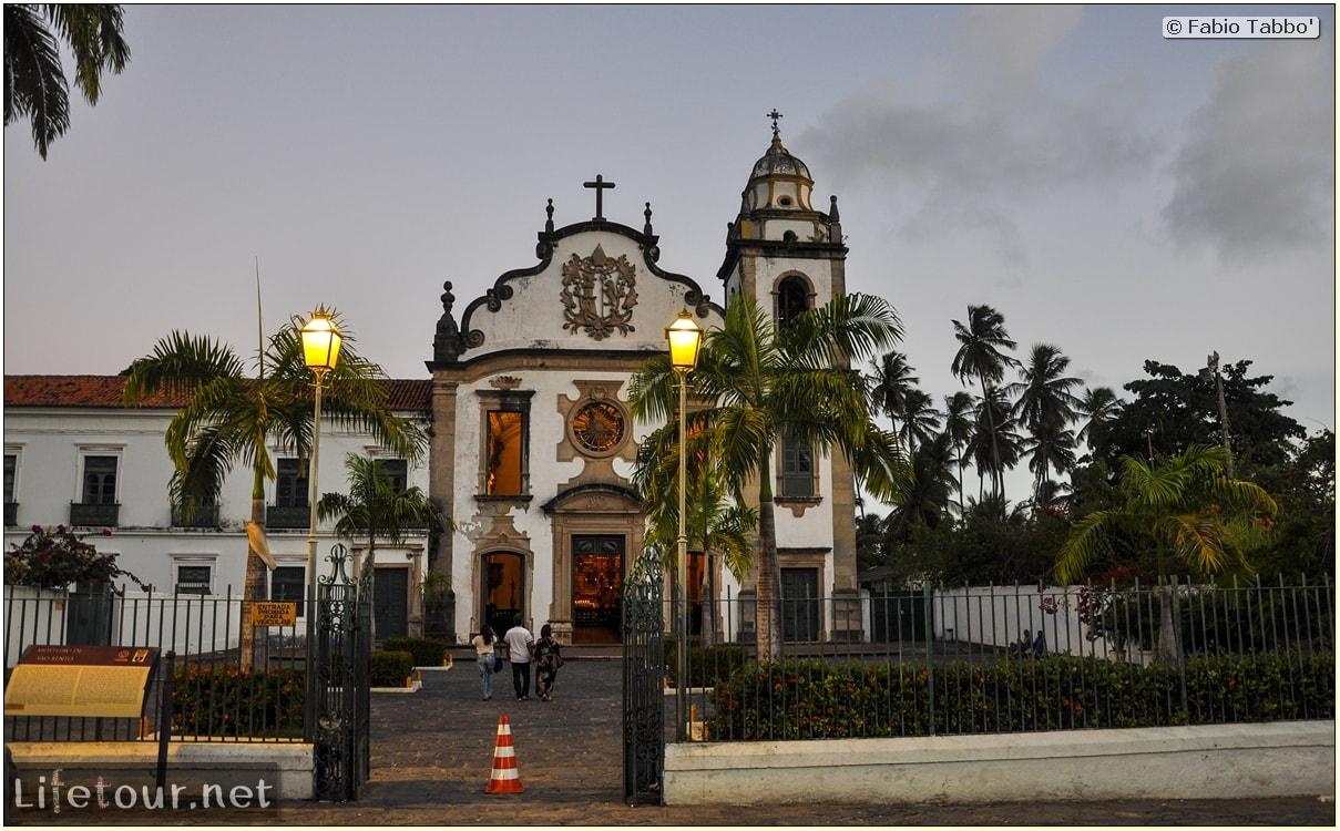 Fabio's LifeTour - Brazil (2015 April-June and October) - Olinda - Mosteiro de S¦o Bento - 8635