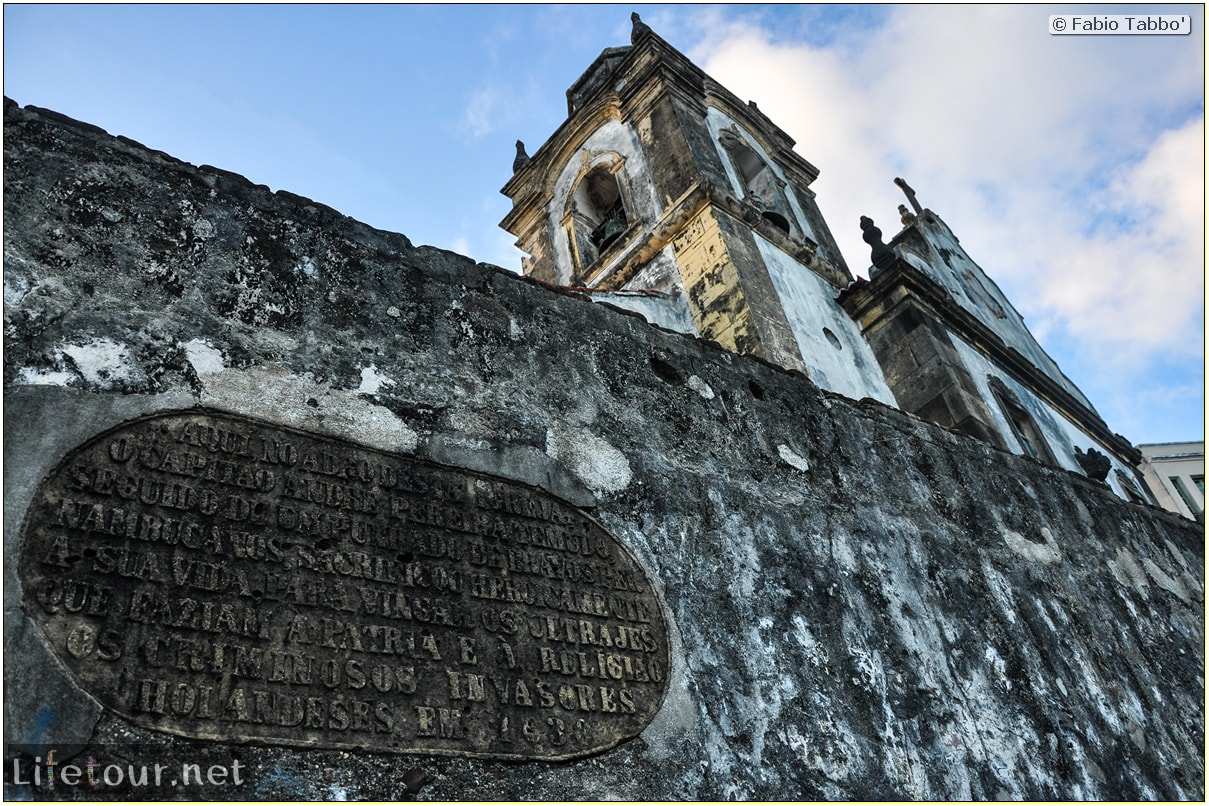 Fabio's LifeTour - Brazil (2015 April-June and October) - Olinda - other pictures of Olinda historical center - 6965 cover