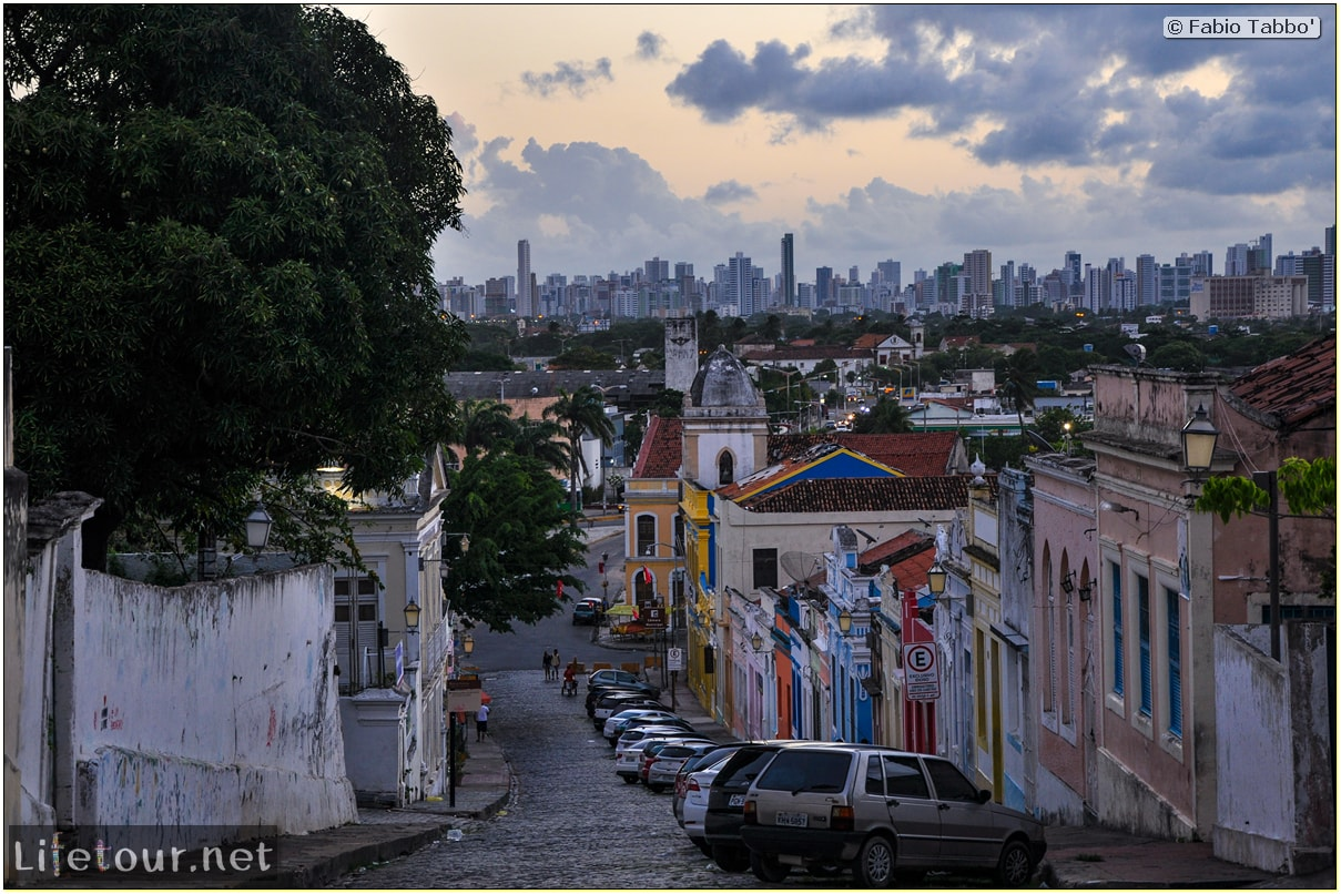 Fabio's LifeTour - Brazil (2015 April-June and October) - Olinda - other pictures of Olinda historical center - 8281 cover