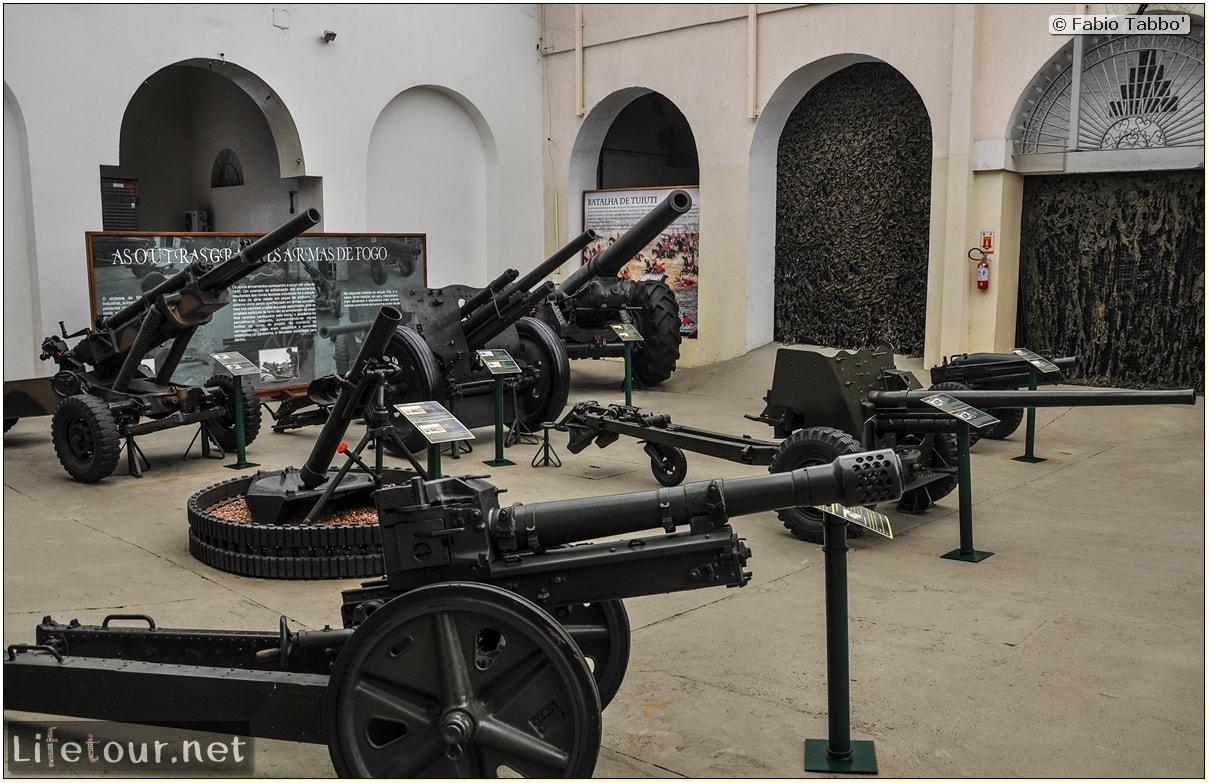 Fabio's LifeTour - Brazil (2015 April-June and October) - Porto Alegre - Military Museum - 10353