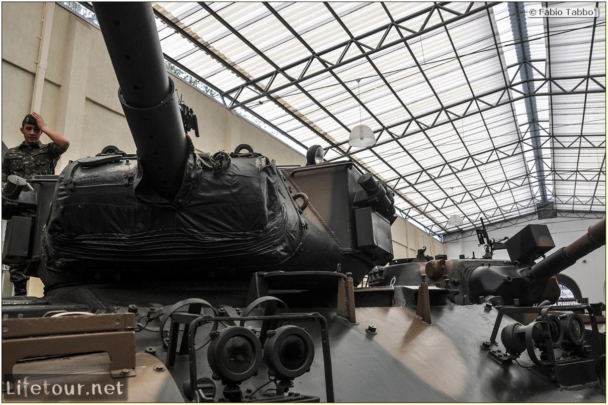 Fabio's LifeTour - Brazil (2015 April-June and October) - Porto Alegre - Military Museum - 10406
