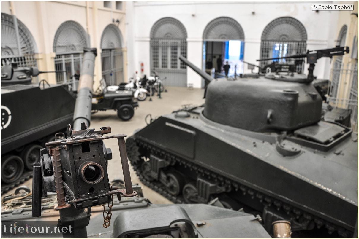 Fabio's LifeTour - Brazil (2015 April-June and October) - Porto Alegre - Military Museum - 10578