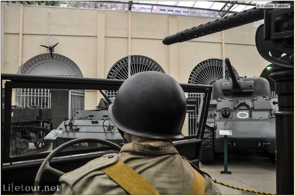 Fabio's LifeTour - Brazil (2015 April-June and October) - Porto Alegre - Military Museum - 10685 cover