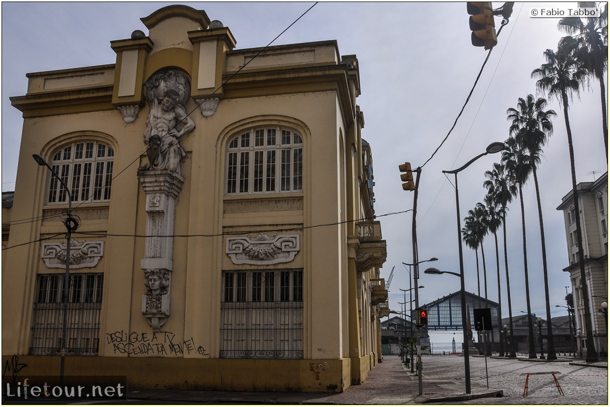 Fabio's LifeTour - Brazil (2015 April-June and October) - Porto Alegre - Other pictures historical center - 9073