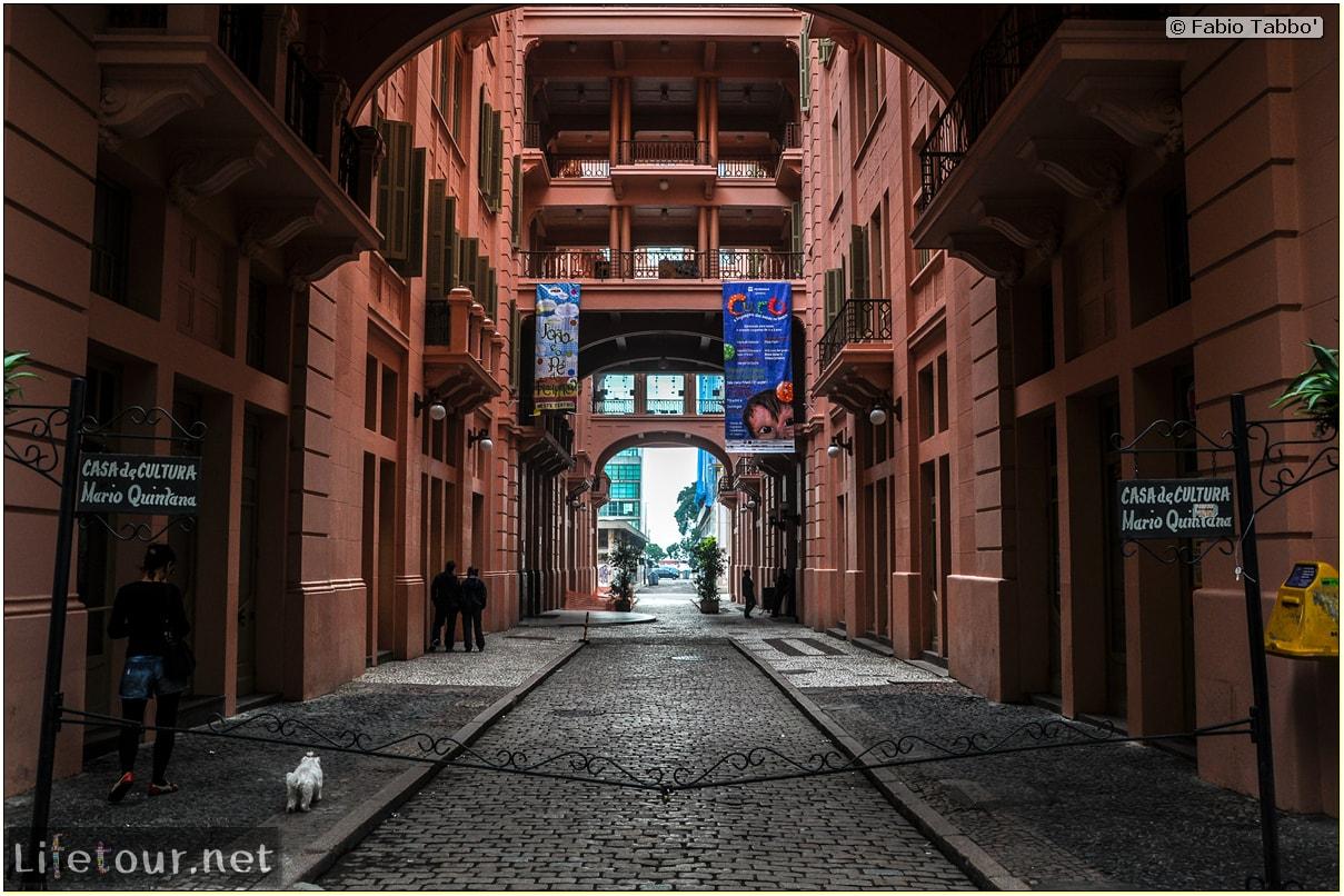 Fabio's LifeTour - Brazil (2015 April-June and October) - Porto Alegre - Other pictures historical center - 9264