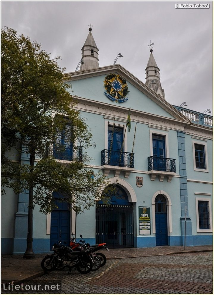 Fabio's LifeTour - Brazil (2015 April-June and October) - Porto Alegre - Other pictures historical center - 9314