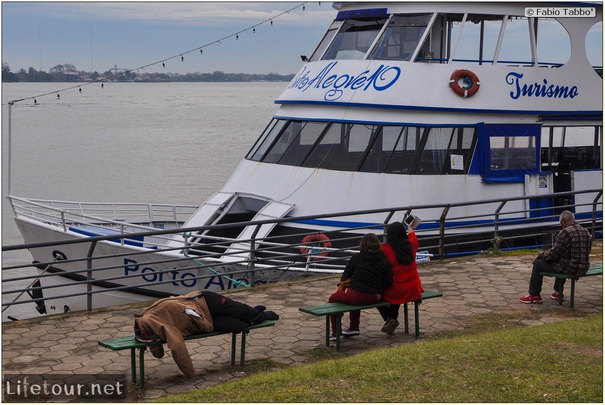 Fabio's LifeTour - Brazil (2015 April-June and October) - Porto Alegre - Usina del Gasómetro - 9740
