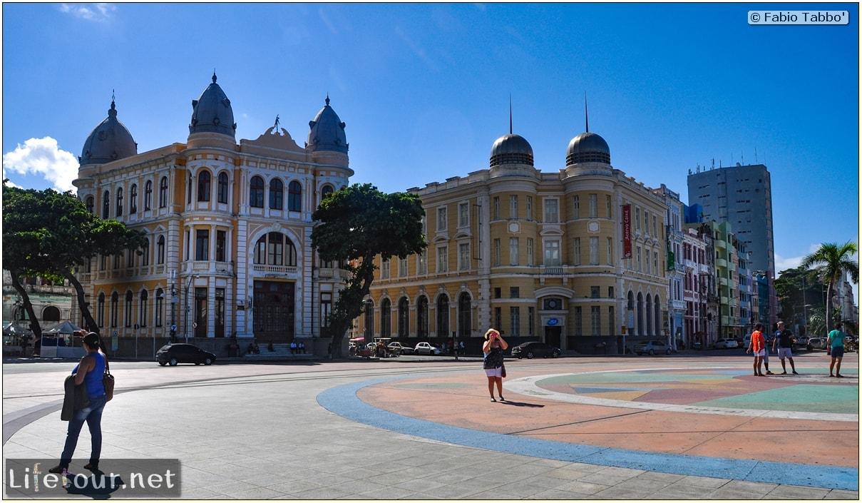 Fabio's LifeTour - Brazil (2015 April-June and October) - Recife - Recife Antigo - Other pictures historical center - 3746