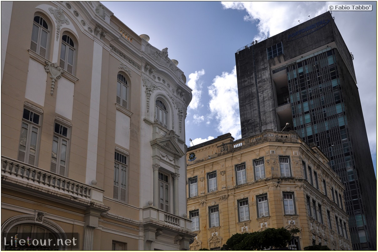 Fabio's LifeTour - Brazil (2015 April-June and October) - Recife - Recife Antigo - Other pictures historical center - 4665