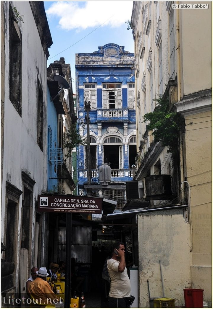 Fabio's LifeTour - Brazil (2015 April-June and October) - Recife - Recife Antigo - Other pictures historical center - 6421