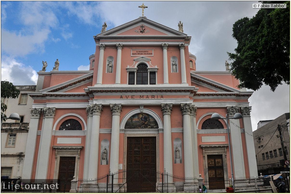 Fabio's LifeTour - Brazil (2015 April-June and October) - Recife - Recife Antigo - Other pictures historical center - 6628