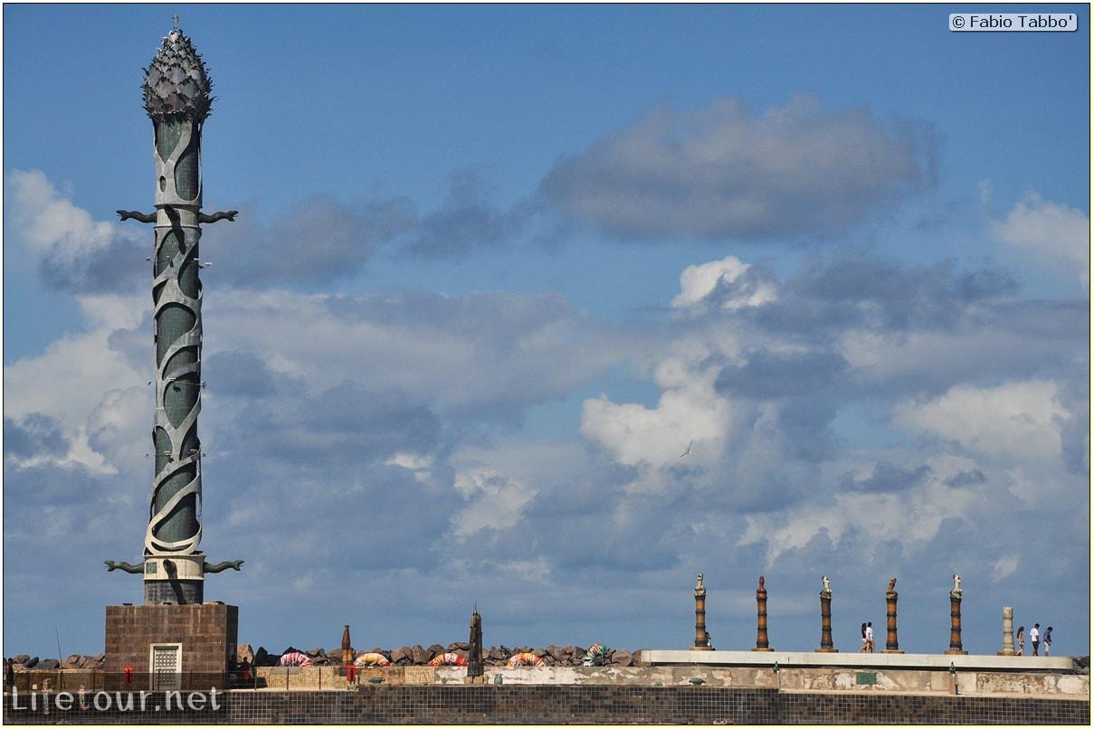 Fabio's LifeTour - Brazil (2015 April-June and October) - Recife - Recife Antigo - Parque de Esculturas Francisco Brennand - 3410 cover