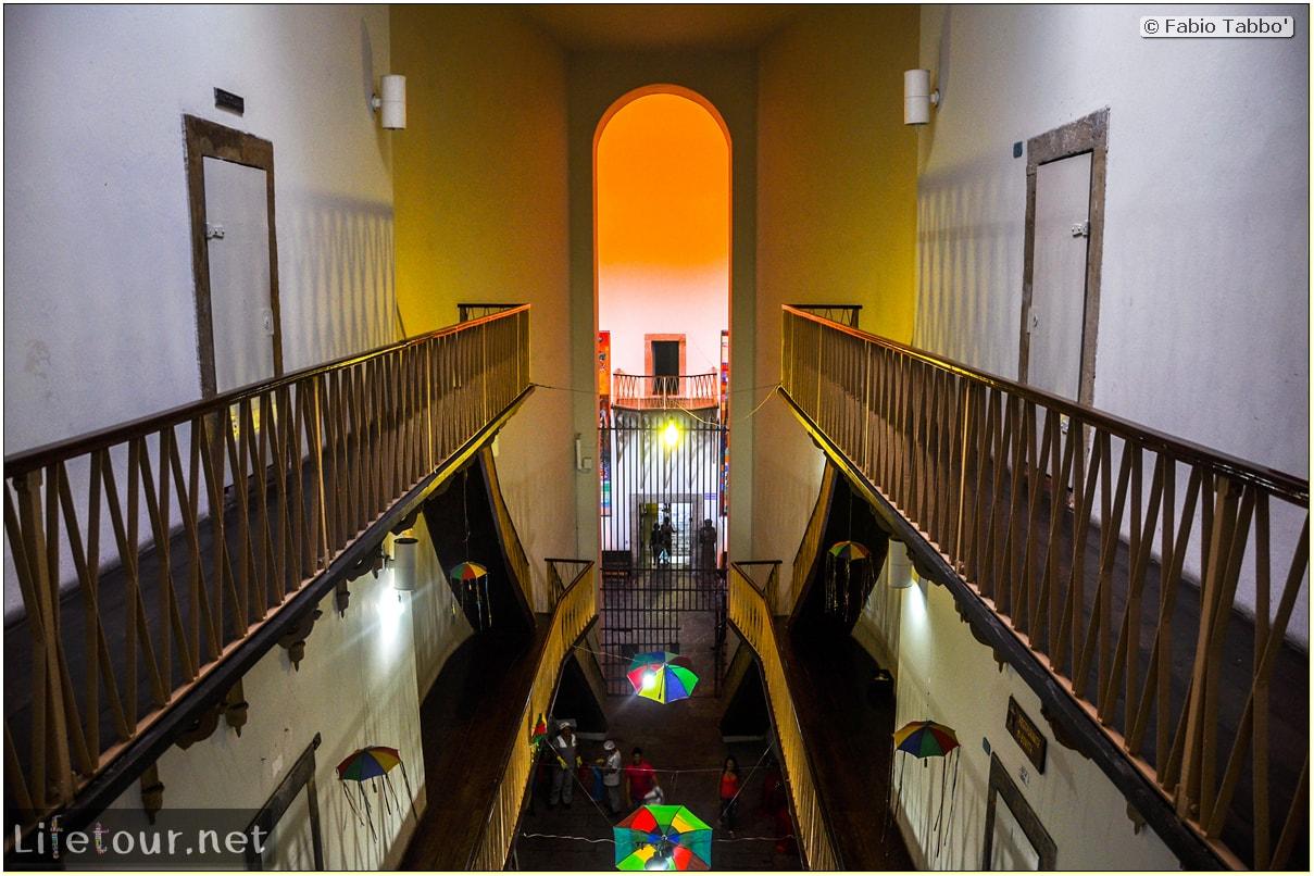 Fabio's LifeTour - Brazil (2015 April-June and October) - Recife - Recife Antigo - Pernambuco House of Culture (former prison) - 7944