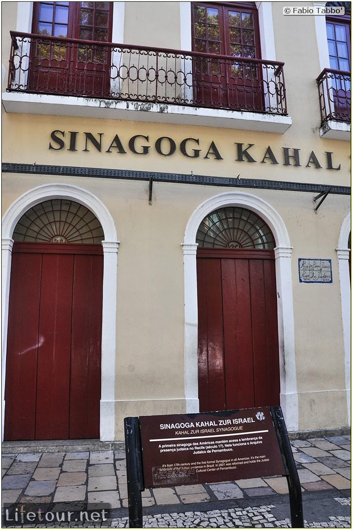 Fabio's LifeTour - Brazil (2015 April-June and October) - Recife - Recife Antigo - Sinagoga Kahal - 4277 cover