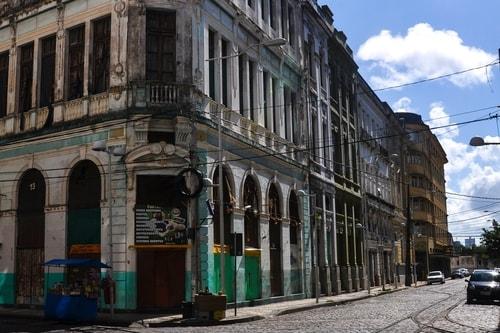 Fabio's LifeTour - Brazil (2015 April-June and October) - Recife - Recife Antigo - historical center - 4048 cover