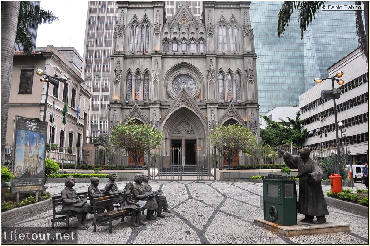 Fabio's LifeTour - Brazil (2015 April-June and October) - Rio De Janeiro - Catedral Presbiteriana do Rio - 2169 cover