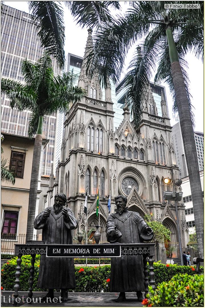 Fabio's LifeTour - Brazil (2015 April-June and October) - Rio De Janeiro - Catedral Presbiteriana do Rio - 2775