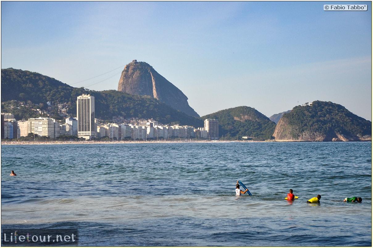 Fabio's LifeTour - Brazil (2015 April-June and October) - Rio De Janeiro - Copacabana beach - 3955