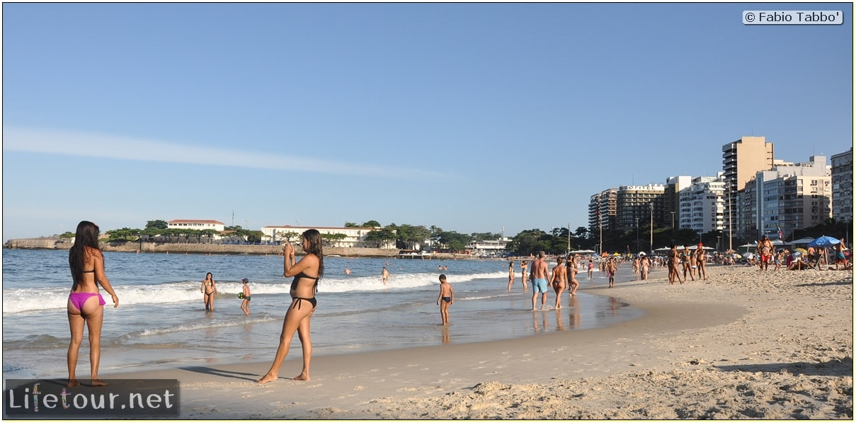 Fabio's LifeTour - Brazil (2015 April-June and October) - Rio De Janeiro - Copacabana beach - 4327