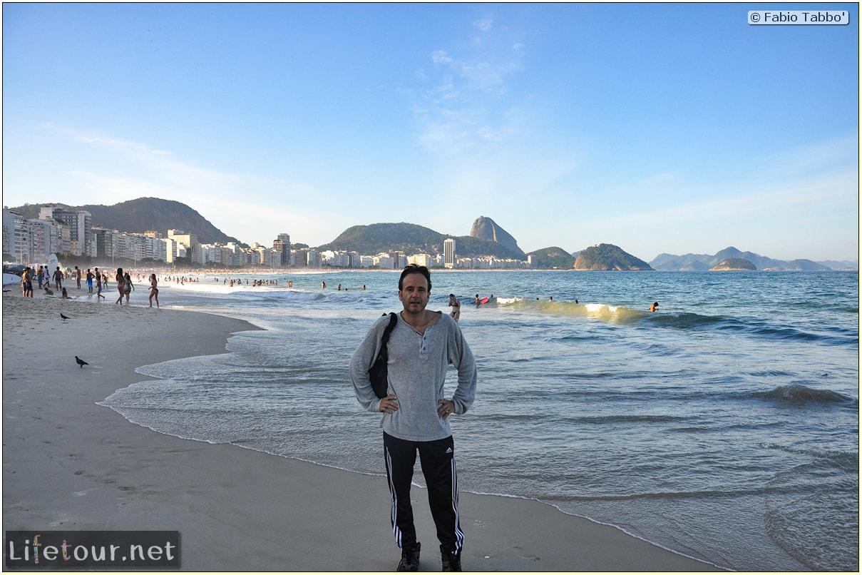 Fabio's LifeTour - Brazil (2015 April-June and October) - Rio De Janeiro - Copacabana beach - 4484