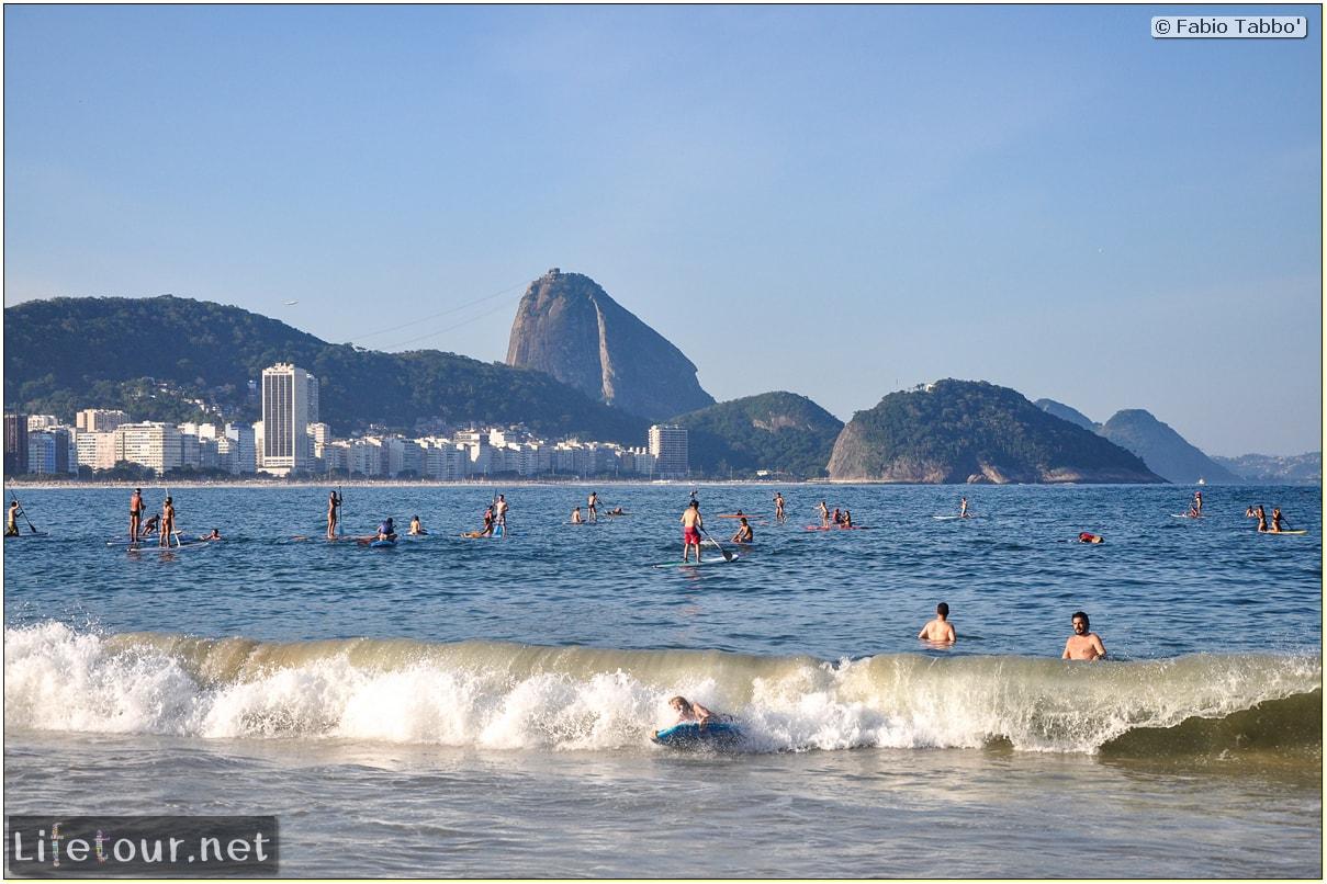 Fabio's LifeTour - Brazil (2015 April-June and October) - Rio De Janeiro - Copacabana beach - 4832 cover