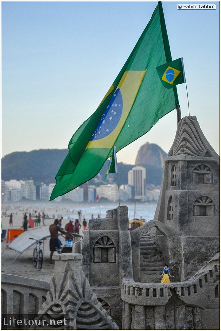 Fabio's LifeTour - Brazil (2015 April-June and October) - Rio De Janeiro - Copacabana beach - 7401 cover