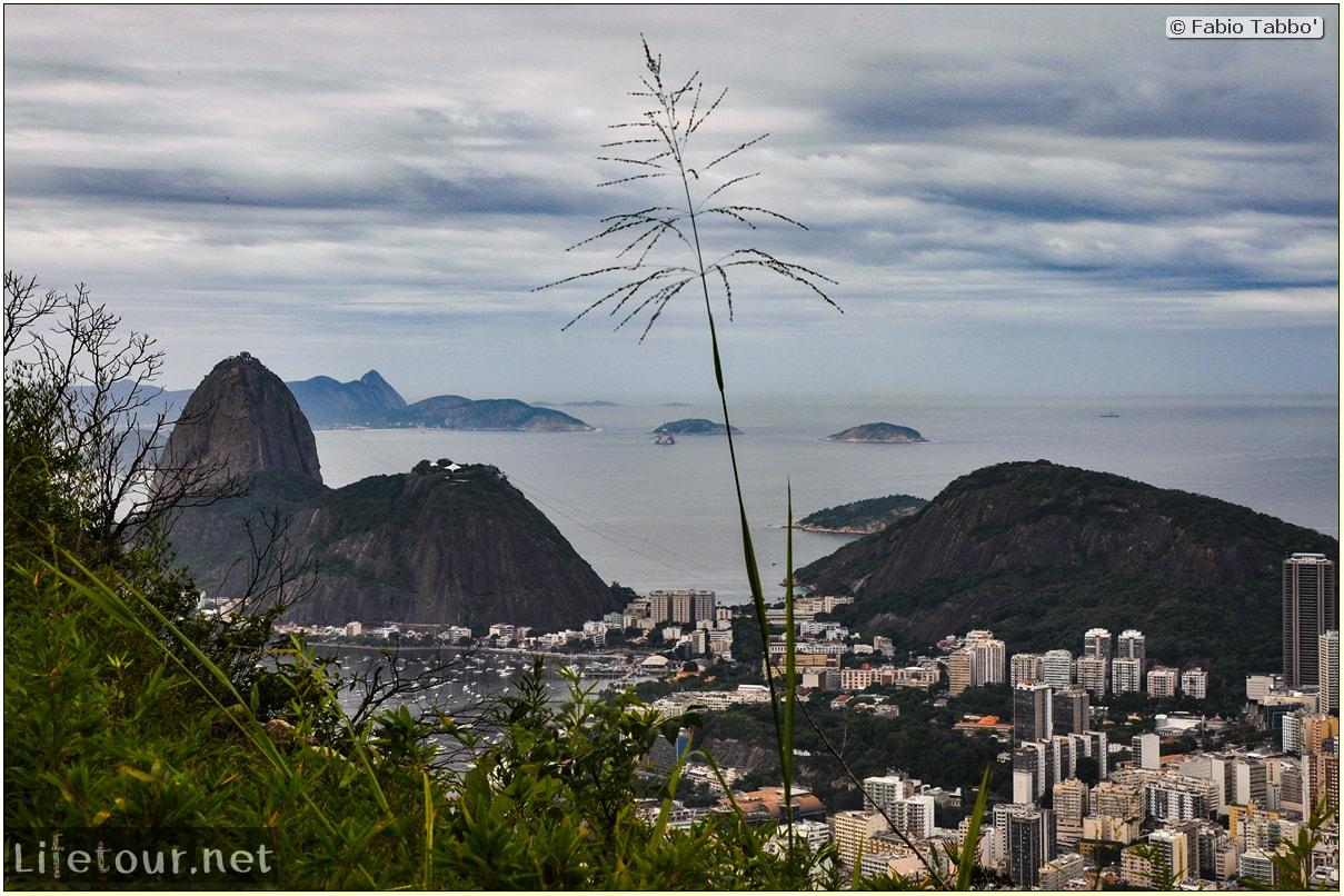 Fabio's LifeTour - Brazil (2015 April-June and October) - Rio De Janeiro - Corcovado - Level 1 - panoramic views - 1675