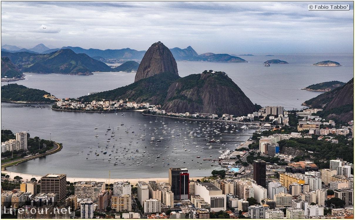 Fabio's LifeTour - Brazil (2015 April-June and October) - Rio De Janeiro - Corcovado - Level 1 - panoramic views - 2825 cover