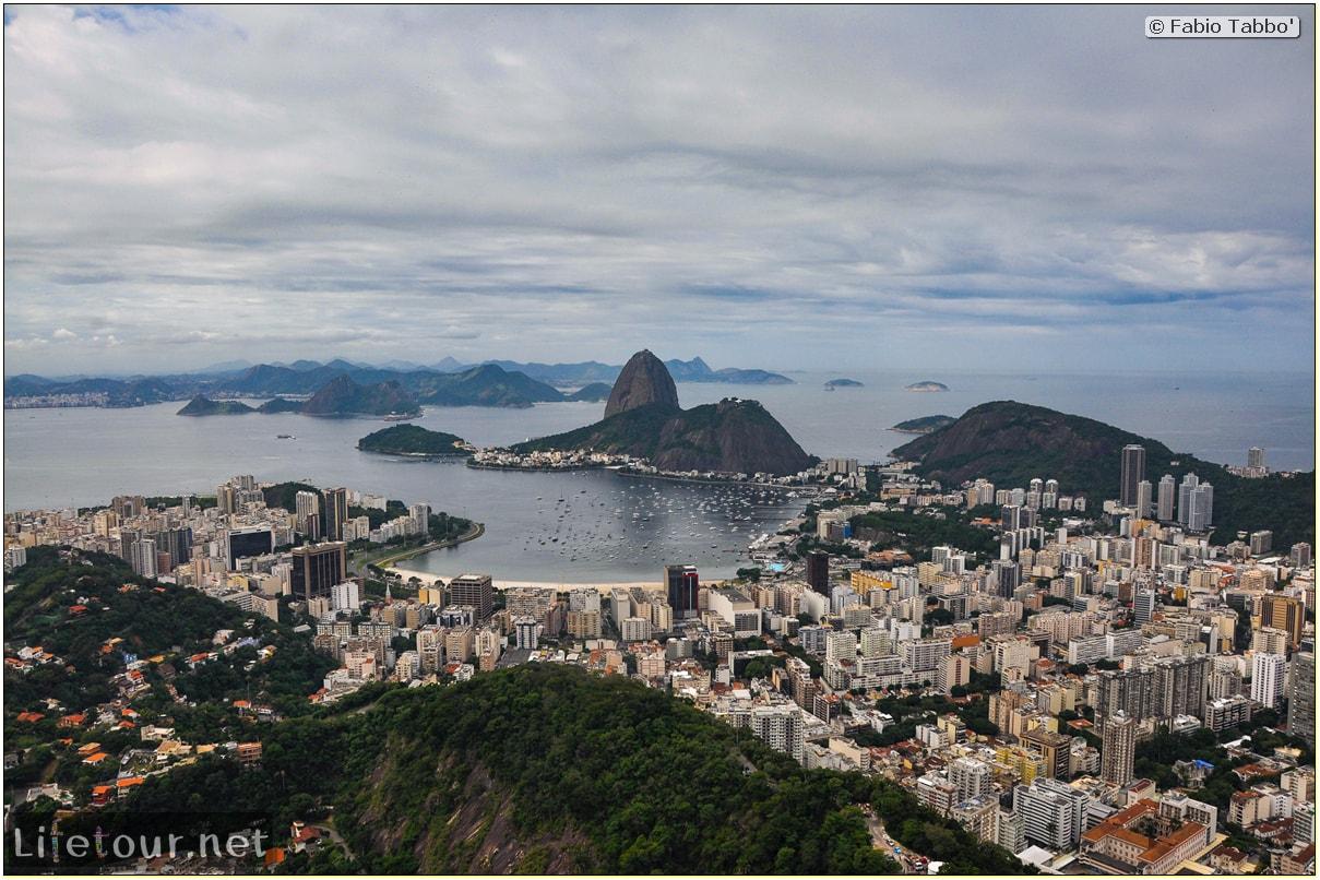 Fabio's LifeTour - Brazil (2015 April-June and October) - Rio De Janeiro - Corcovado - Level 1 - panoramic views - 2936