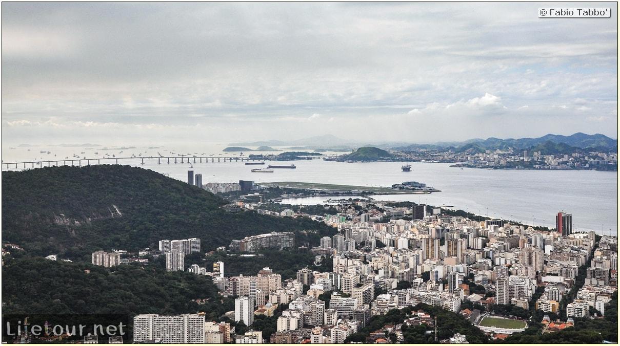 Fabio's LifeTour - Brazil (2015 April-June and October) - Rio De Janeiro - Corcovado - Level 1 - panoramic views - 3090