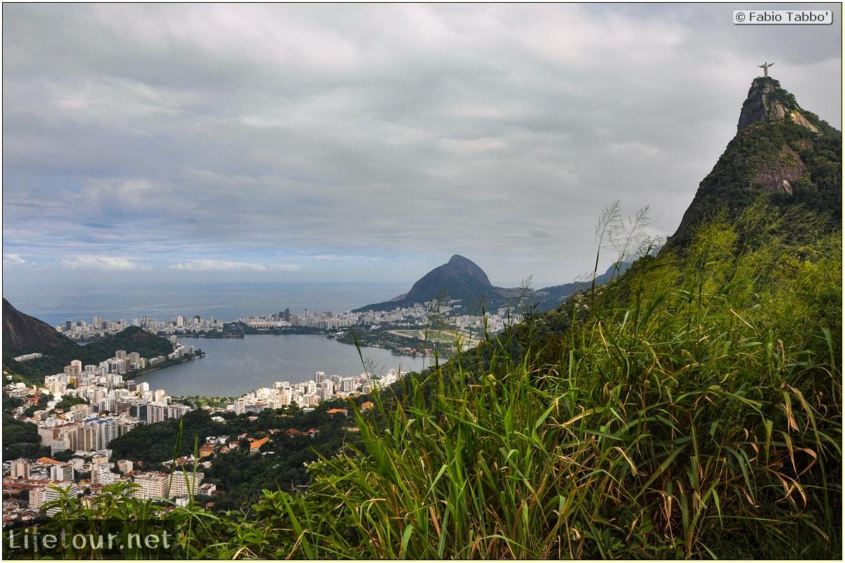 Fabio's LifeTour - Brazil (2015 April-June and October) - Rio De Janeiro - Corcovado - Level 1 - panoramic views - 3649
