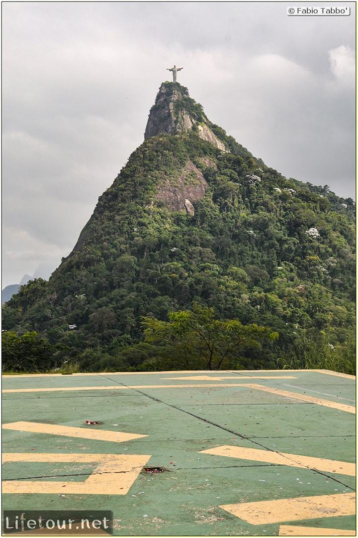 Fabio's LifeTour - Brazil (2015 April-June and October) - Rio De Janeiro - Corcovado - Level 1 - panoramic views - 3853