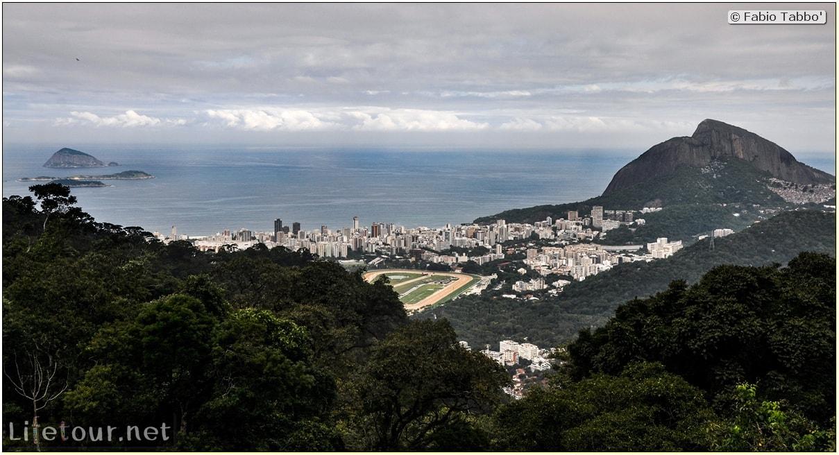 Fabio's LifeTour - Brazil (2015 April-June and October) - Rio De Janeiro - Corcovado - Level 1 - panoramic views - 4537