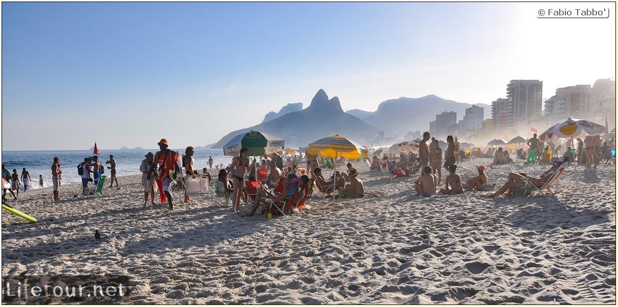 Fabio's LifeTour - Brazil (2015 April-June and October) - Rio De Janeiro - Ipanema beach - 5974