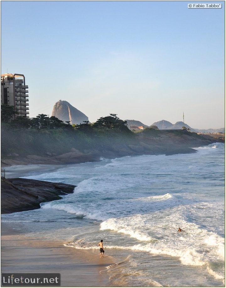 Fabio's LifeTour - Brazil (2015 April-June and October) - Rio De Janeiro - Ipanema beach - 6127