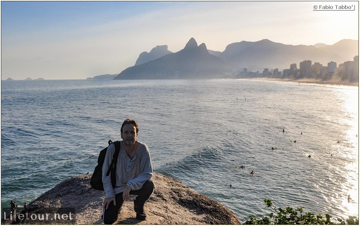 Fabio's LifeTour - Brazil (2015 April-June and October) - Rio De Janeiro - Ipanema beach - 6593