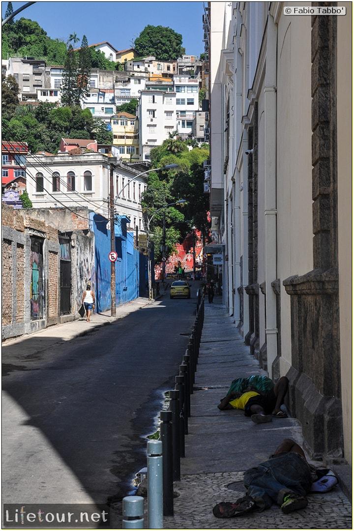 Fabio's LifeTour - Brazil (2015 April-June and October) - Rio De Janeiro - Lapa - 2459