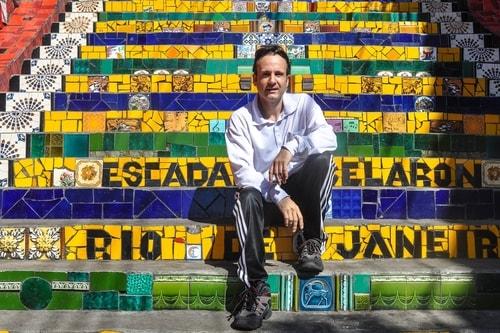 Fabio's LifeTour - Brazil (2015 April-June and October) - Rio De Janeiro - Lapa - 2883 cover