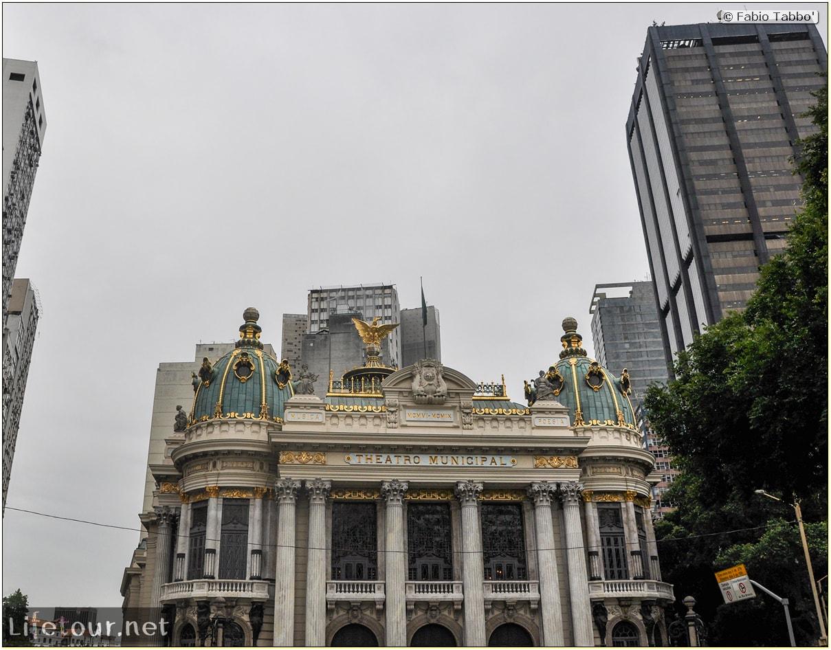 Fabio's LifeTour - Brazil (2015 April-June and October) - Rio De Janeiro - Other pictures City center - 3852